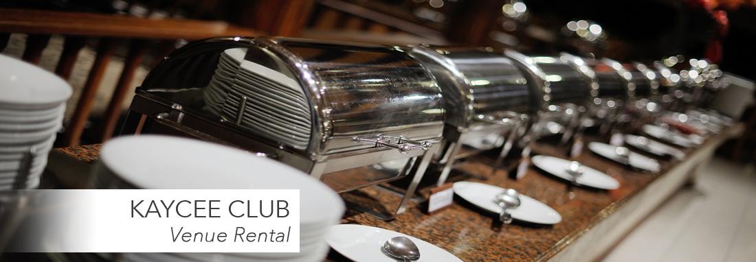 Club Rentals